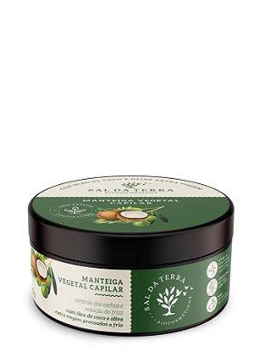 Manteiga Capilar Coco e Oliva 300g