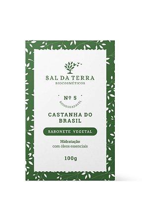 Sabonete Castanha do Brasil