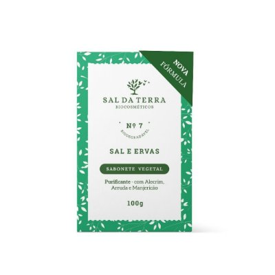 Sabonete Sal & Ervas