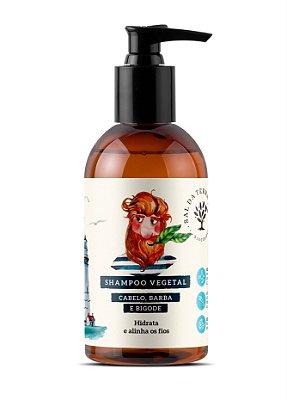 Shampoo Cabelo, Barba e Bigode 250 mL