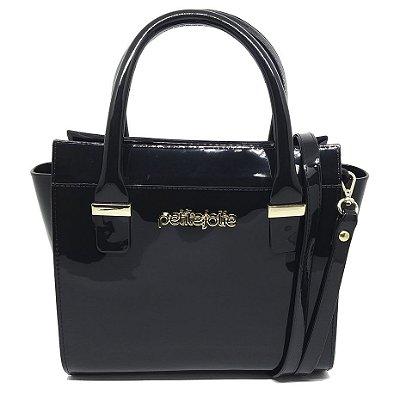 Bolsa Petite Jolie Love Bag Pj2121 Preto