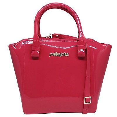 Bolsa Petite Jolie Shape Bag PJ3939 Rosa Melancia