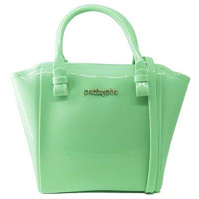 Bolsa Petite Jolie Shape Bag PJ3939 Verde Água