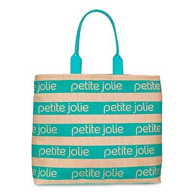 Bolsa Petite Jolie Summer PJ4724 Natural/Verde