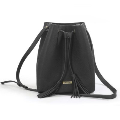 Bolsa Sweet Chic Chicago Preto Fosca