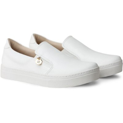 SLIP-ON IT – BASIC WHITE