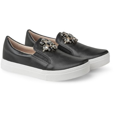 SLIP-ON IT – PREMIUM BLACK