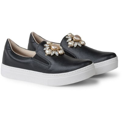 SLIP-ON IT – PREMIUM BLACK DELICATE