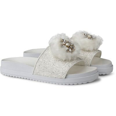 SLIDE IT - WHITE FUR PREMIUM