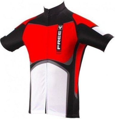 Camisa de ciclismo Discovery  Free Force