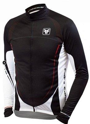Camisa de ciclismo manga longa Shield Free Force