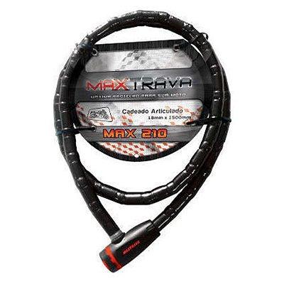 Cadeado Articulado Max 200 Max Trava 18x1200mm