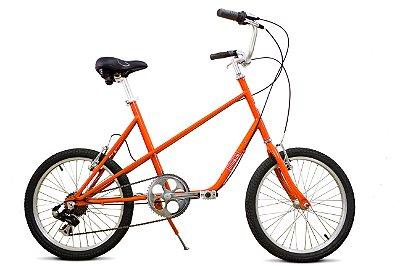Bicicleta Nimbus Superquadra Laranja
