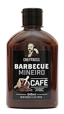 Barbecue Mineiro com Café Artesanal (Embalagem Pet 240ml)