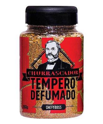 Churrascador: Tempero Dry Rub para carnes e assados - 350 gramas
