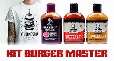 Kit Burger Master