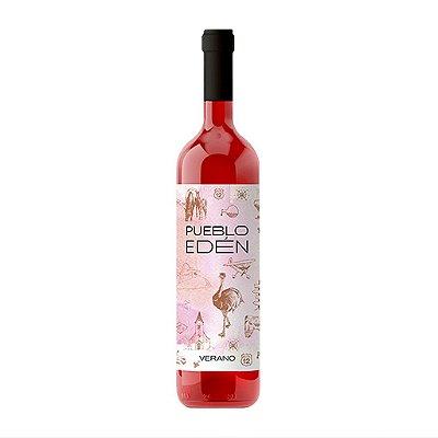 Pueblo Edén Pinot Noir Rosado 2018