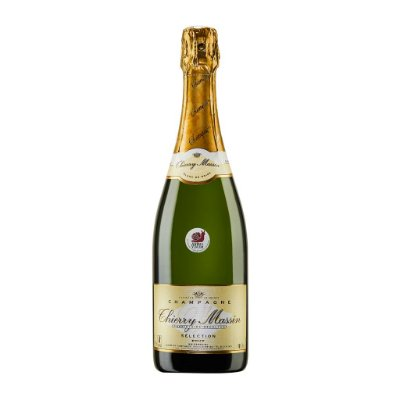 Thierry Massin Champagne Sélection Brut 750 ml