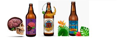 Kit Cervejas Dama