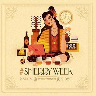Degustação SHERRY WEEK 04/11 (quarta) às 19:00 hrs Enocultura