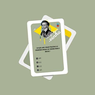 Deck de cartas #4 Brasil