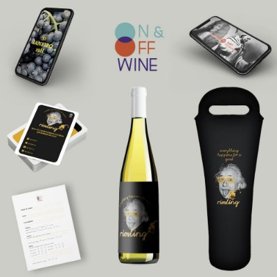 ON & OFF WINE #8 - RIESLING