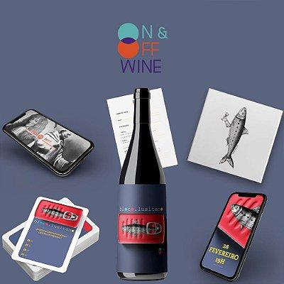 ON & OFF WINE #9 - BLOCO LUSITANO