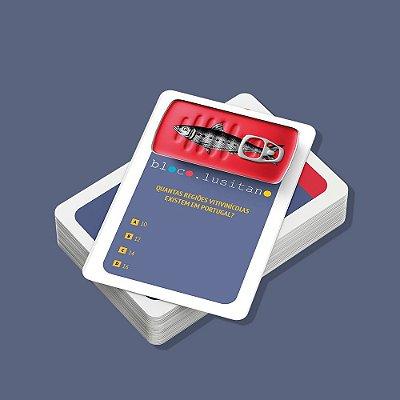 Deck de Cartas #9 Bloco Lusitano