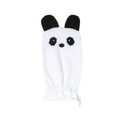 Luva de Banho - Panda