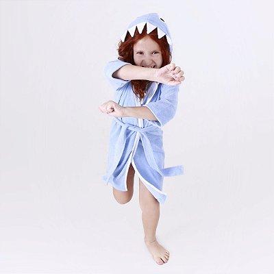 Roupão de Banho - Tubarão