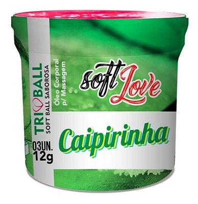Tri-Ball Sabor Caipirinha