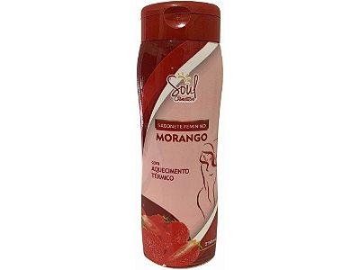 Sabonete Íntimo Morango