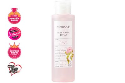 MAMONDE - Rose Water Toner - 250ml