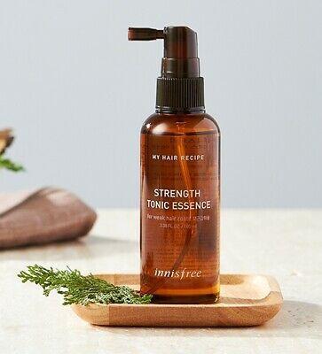 Innisfree - My Hair Recipe Strength Tonic Essence - 100ml