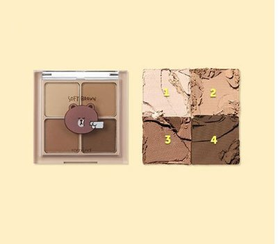 ROMAND - Better Than Eyes - Cor Cosy Brown