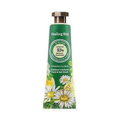 CLIO - Healing Bird Gardener's Perfume Hand & Nail Cream Chamomile & Lemon - 30ml