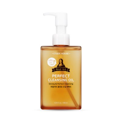 ETUDE HOUSE - REAL ART CLEANSING OIL PERFECT - 185ML
