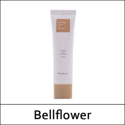 BELLFLOWER - Black Snail Cream For Vitalizing -30ml