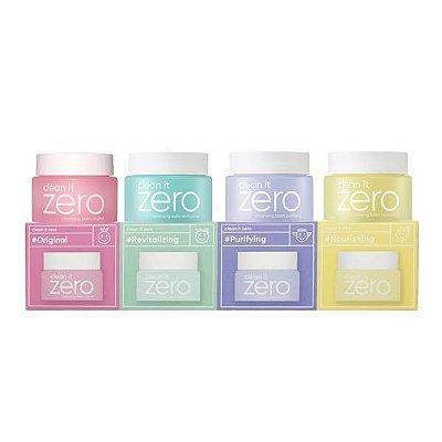 BANILA CO - Clean It Zero Special Kit - 4pcs