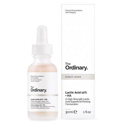 The Ordinary - Lactic Acid 10% + HA - 30 ml