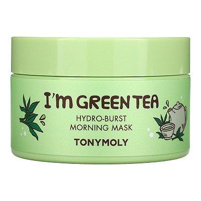 TONYMOLY - I'm Green Tea Hydro-Burst Morning Mask - 100 ml