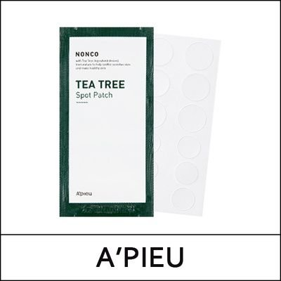 A'PIEU - Nonco Tea Tree Spot Patch (1 cartela)