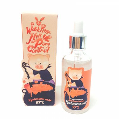 ELIZAVECCA - Witch Piggy Hell Pore Control Hyaluronic acid 97% - 50 ml