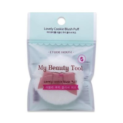 ETUDE HOUSE - My Beauty Tool Lovely Cookie Blusher Puff - 1 unidade