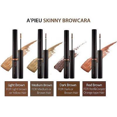 [A'PIEU] Skinny Browcara - 4g