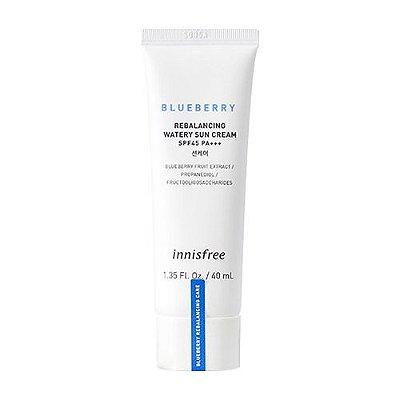 INNISFREE - Blueberry Rebalancing Watery Sun Cream SPF45 PA+++ 40ml