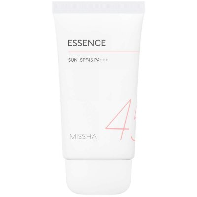 MISSHA - All-around Safe Block Essence Sun SPF45 PA+++ - 50ml