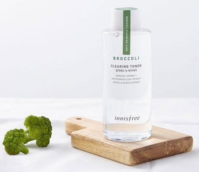 [INNISFREE] Broccoli Clearing Toner 150ml