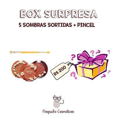 BOX SURPRESA DE SOMBRAS
