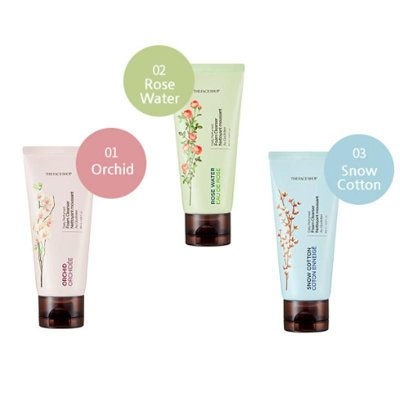 THE FACE SHOP - Daily Perfumed Foam Cleanser - 60 ml